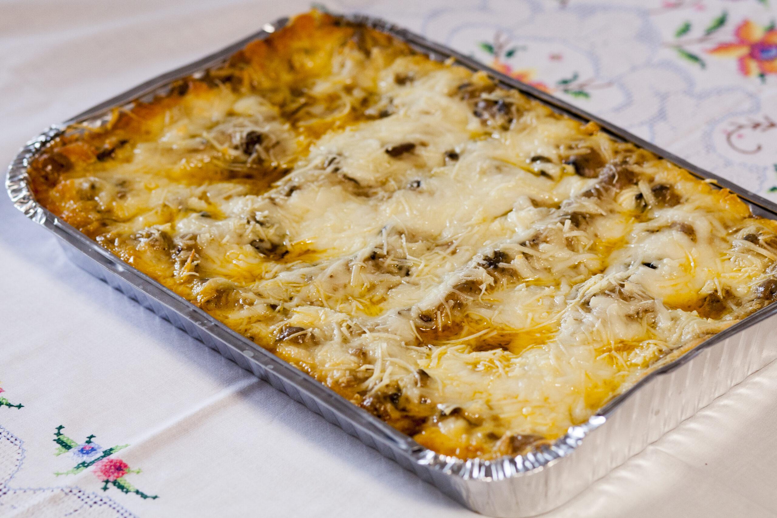 Lasagna 2 Kg