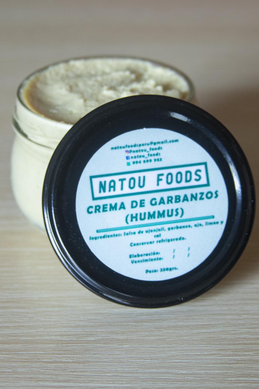 Hummus. 250 gr.